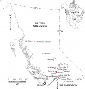 Western Canadian Paleocene And Eocene Floras  David R