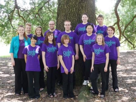 Dr.-Catherine-Wood-far-left-with-BU-School-of-Music-Clariinet-Choir-at-Clarinetfest-Baton-Rouge-Louisiana-2014-web